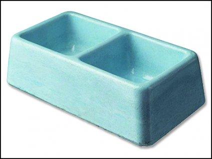 Dvojmiska BE-MI betonová 0,4 a 0,6 l