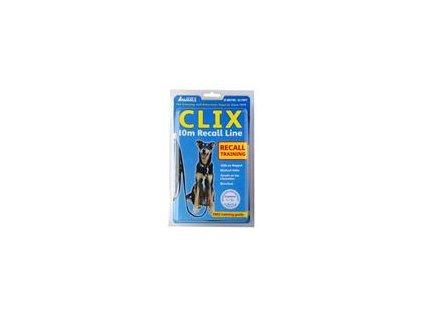 Vodítko stopovací popruh Clix 10 m