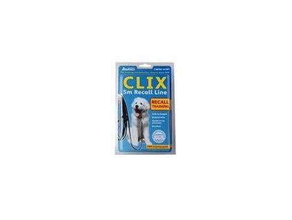 Vodítko stopovací popruh Clix 5 m
