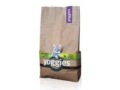 Yoggies Cat Basic 1,5 kg