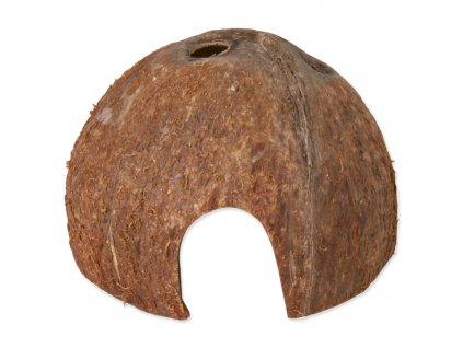 Domeček TRIXIE kokosová skořápka 8/10/12 cm 3ks