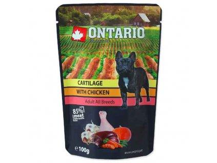 Ontario kapsicka chicken