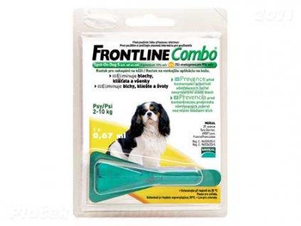 FRONTLINE Combo Spot-On Dog S (0,67ml)