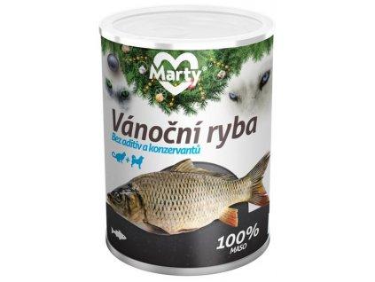 MARTY vánoční ryba 400 g