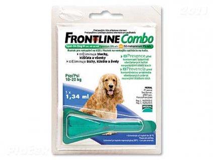 FRONTLINE Combo Spot-On Dog M (1,34ml)