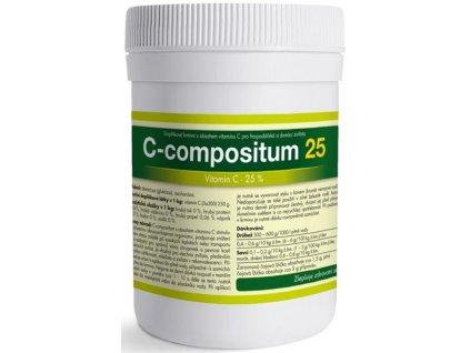 C-compositum 25%