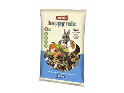 darwins happy mix 500g