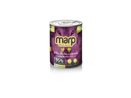 marp jehneci mix se zelenin