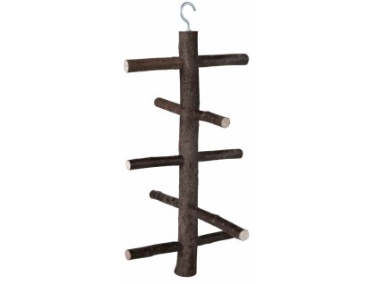 Dřevěná houpačka do voliéry 5 příček 27cm TRIXIE