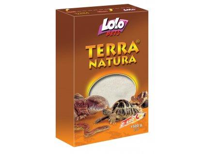 Terarijní písek Lolo 1,5 kg