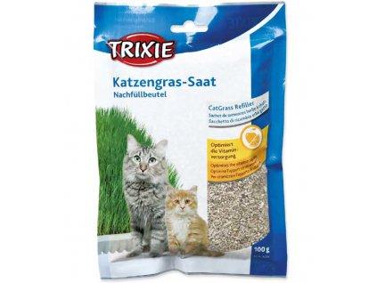 trixie tráva pro kočky
