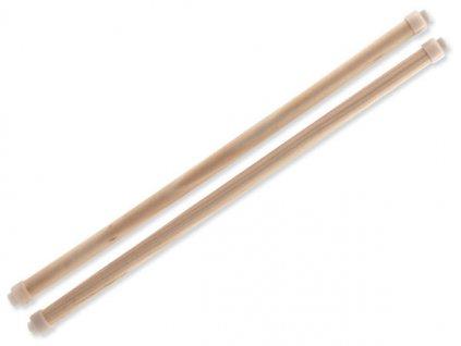 Bidýlko BIRD JEWEL dřevěné 30,5 cm 2ks