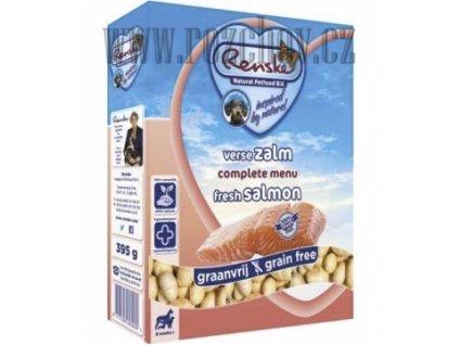 Renske Fresh Menu Dog 395g - Adult Grain Free Salmon Potato