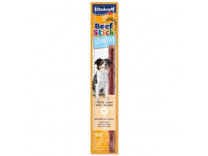 beef stick low fat