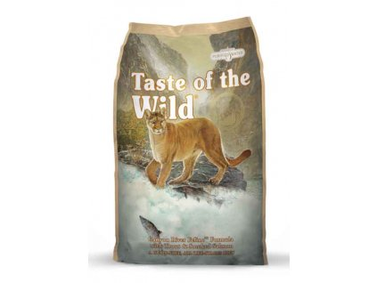 Taste of the Wild Canyon River Feline