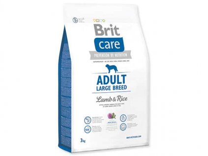 BRIT Care Adult Large Breed Lamb & Rice 12 kg