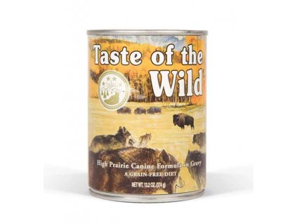 Taste of the Wild High Prairie Canine 375 g