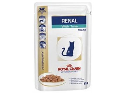 Royal Canin VD Cat Renal tuna 85 g kapsička