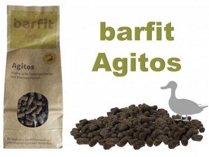 barfit agitos kachní