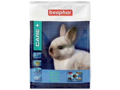 BEAPHAR CARE+ králík junior 1.5kg