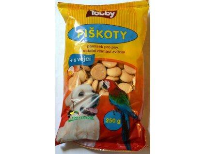 Piškoty Tobby 250 g