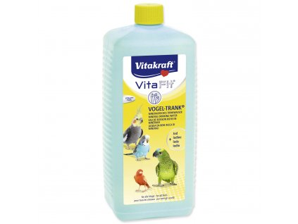 voda pro ptáky vitakraft