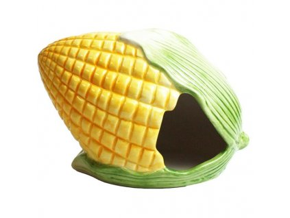 domek keramika kukuřice