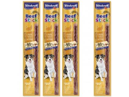 beef stick turkey 3+1