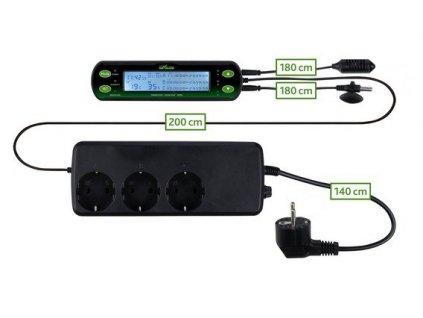 Digitální termostat / hydrostat