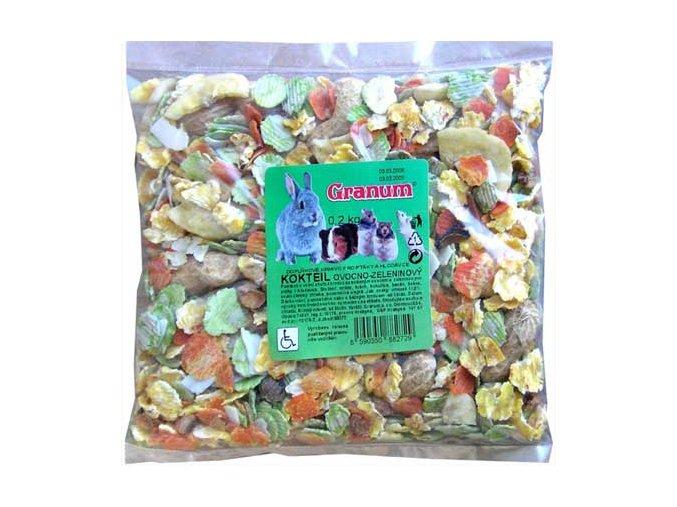 Granum koktejl ovoce zelenina 200 g