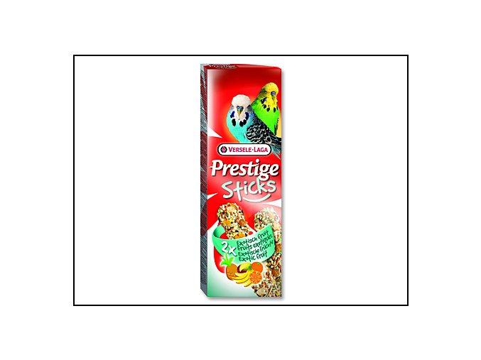 Tyčinky VERSELE-LAGA Prestige exotické ovoce pro andulky 60 g