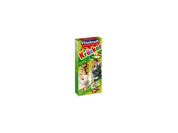 Vitakraft Kracker Rabbit Vegetable 2ks