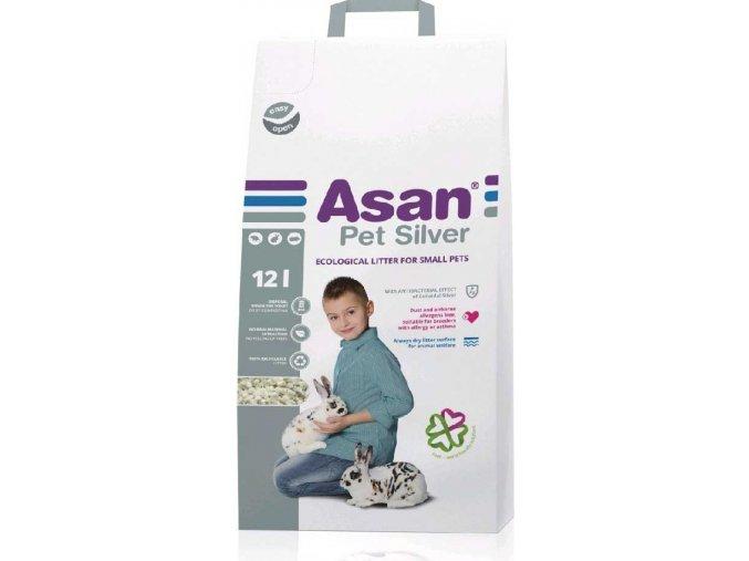 Asan Pet Silver