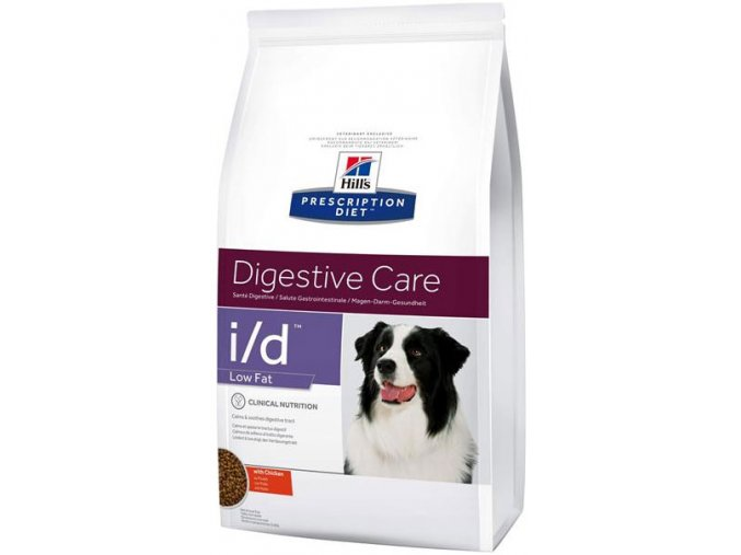 Hill's Canine I/D Dry Low Fat