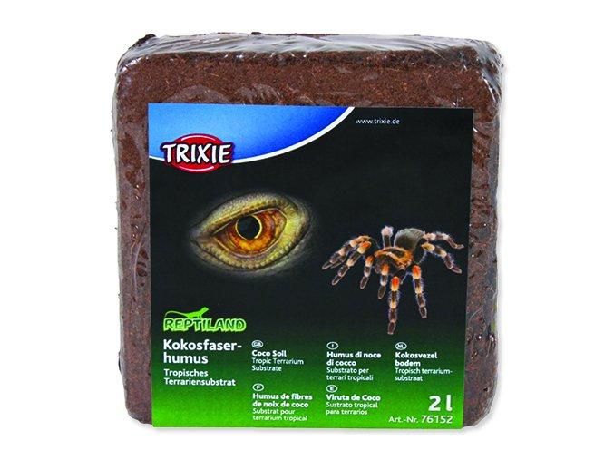 Substrát TRIXIE kokosový hrubý 2l