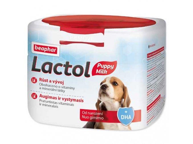 lactol puppy milk