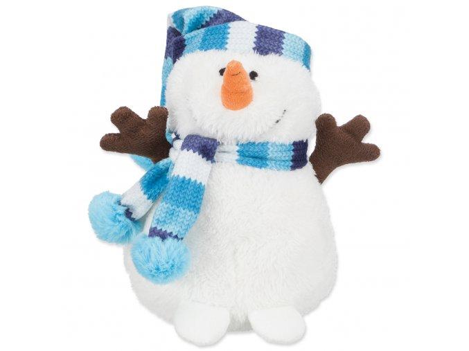 Hračka TRIXIE sněhulák plyš 17cm