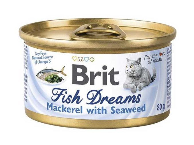brit care fish dream