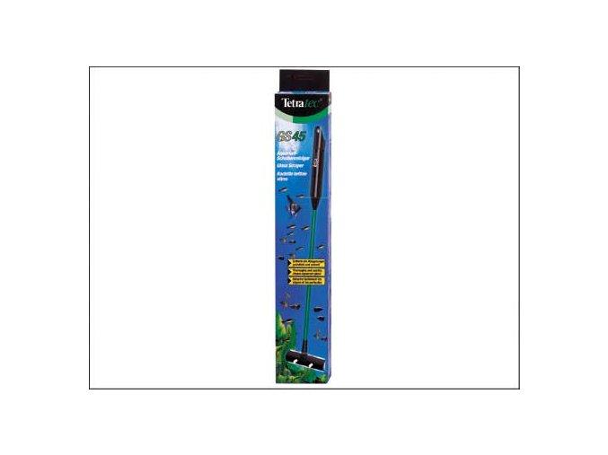 Škrabka akvarijní TETRA se žiletkou GS45