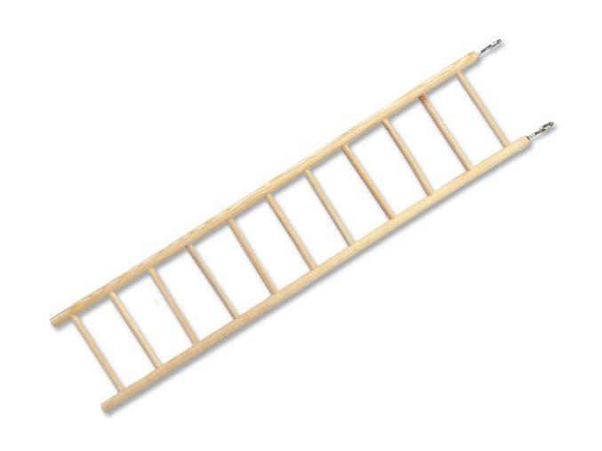 Žebřík BIRD JEWEL dřevěný 11 příček 44,5 cm