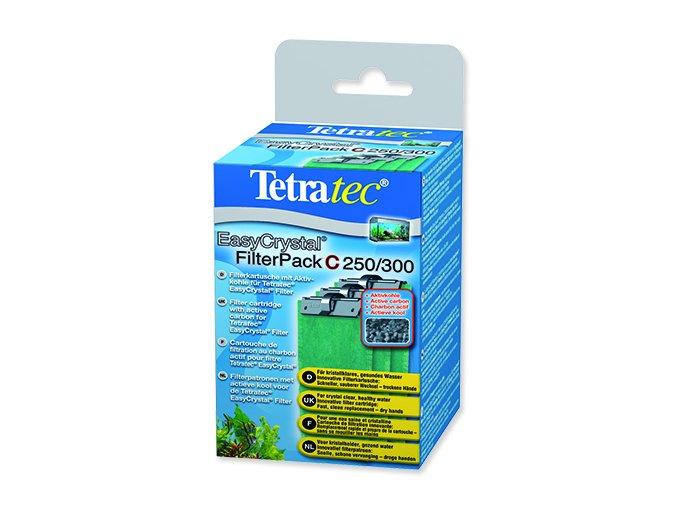 Náplň aktivní uhli TETRA EasyCrystal Box 250 / 300 3 ks