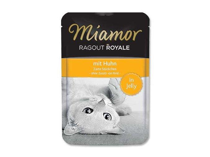MIAMOR kapsička Ragout Royale kuře v želé 100g