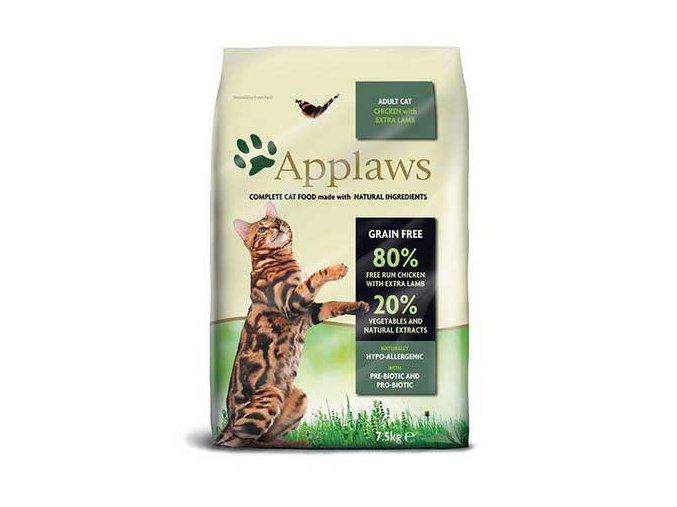 Applaws Cat Adult Chicken & Lamb 7,5kg