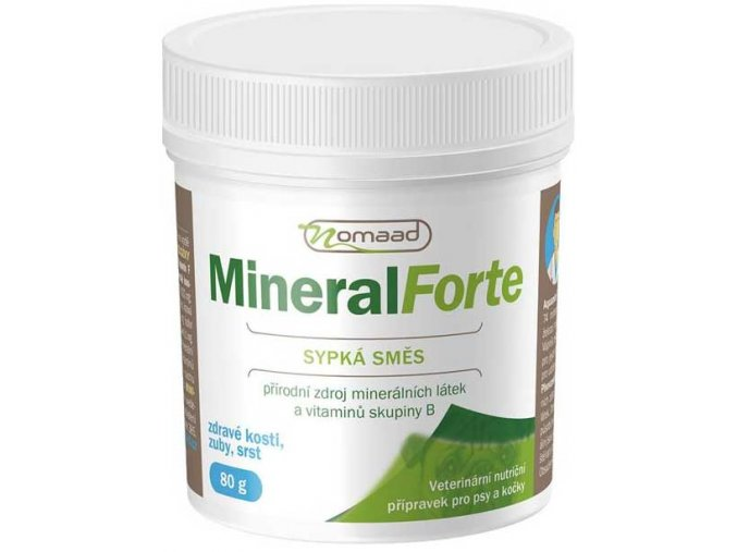 Nomaad Mineral Forte prášek