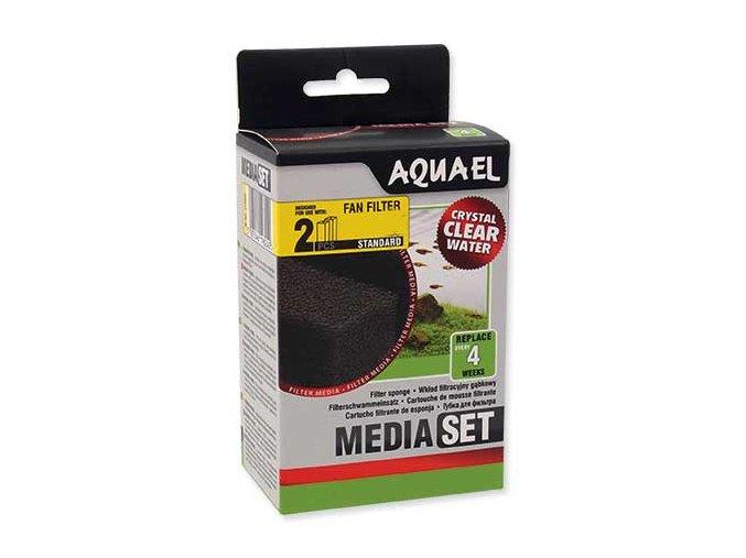 Náplň molitan AQUAEL AQ Fan 2 Plus 2 ks