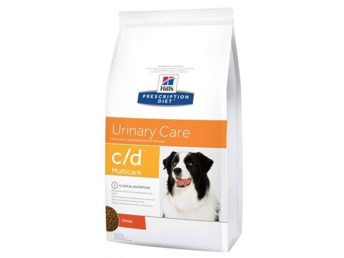 Hill's Canine C/D Dry Multicare