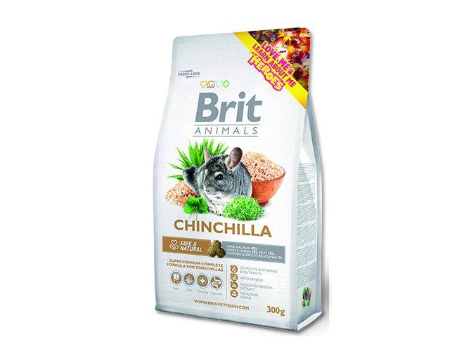 BRIT Animals CHINCHILA Complete 300 G