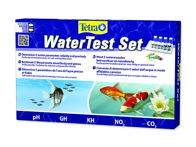 TETRA Test Water Set