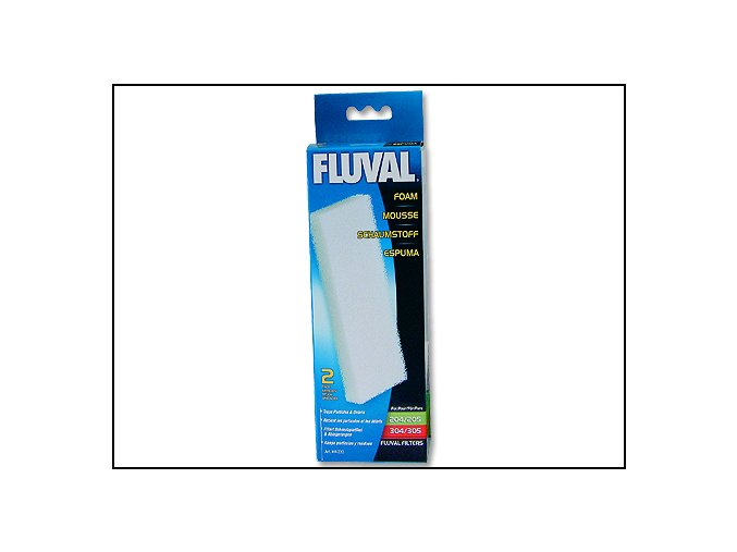 Náplň molitan FLUVAL 204, 205, 304, 305 2 ks