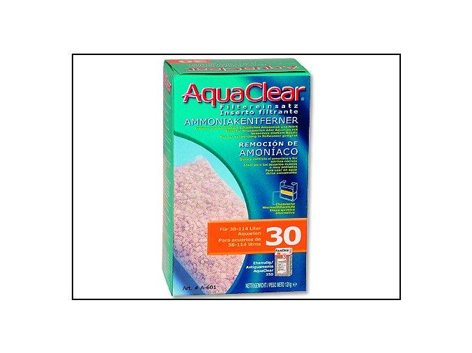 Náplň odstraňovač dusíkatých látek AQUA CLEAR 30 (AC 150) 121 g